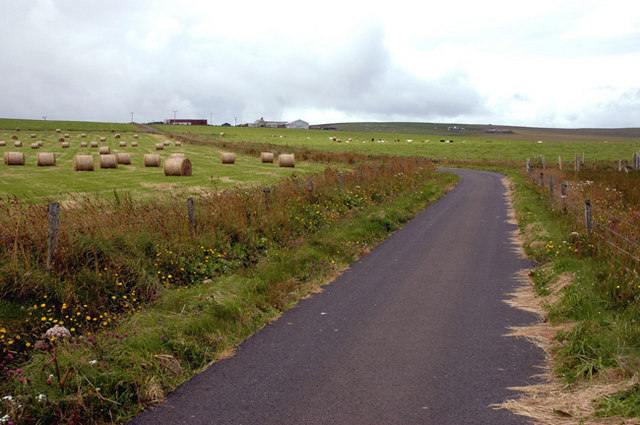 Road up to Hunchaquoy