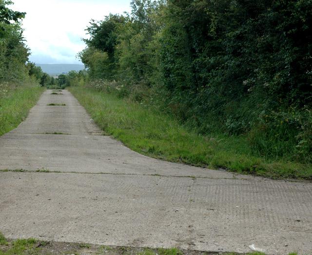 Bridleway to Temsend