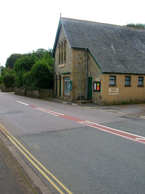 Village Hall, School Road