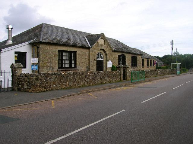 Godshill Infant School, School Road