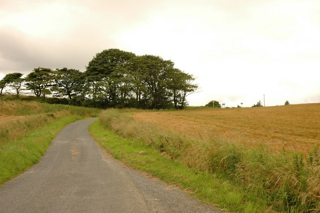 Minor Road near Potterton