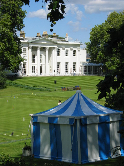 Hurlingham House and Croquet Lawns