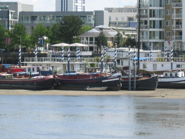 Boats at Pier Terrace