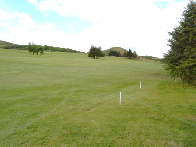 Golf Course at Swanston