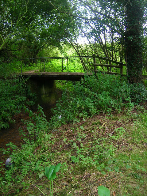 Footbridge, Bobberstone Farm