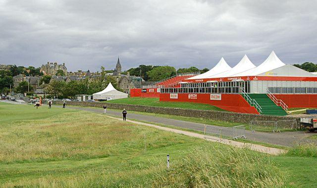 Ricoh Tent