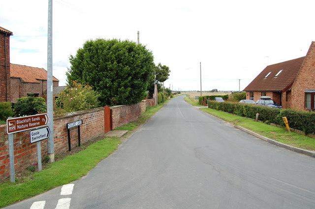 Hoggard Lane, Adlingfleet