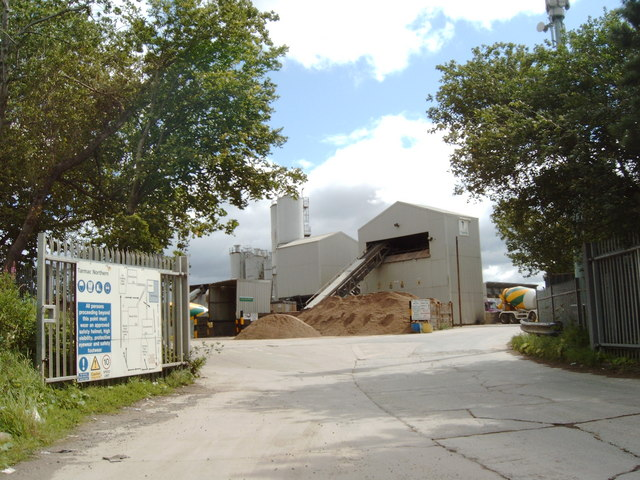 Topmix Tarmac facility