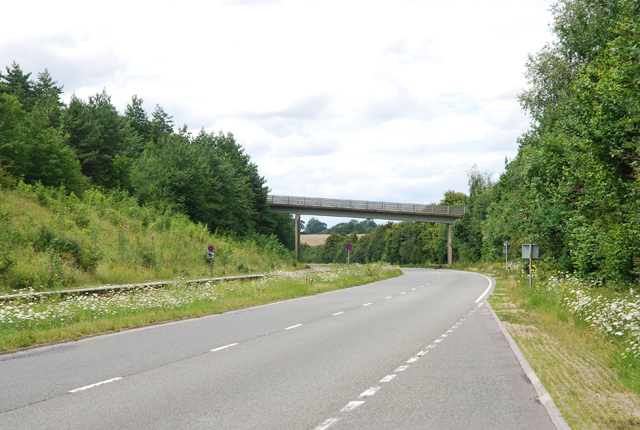 Bridge over A36