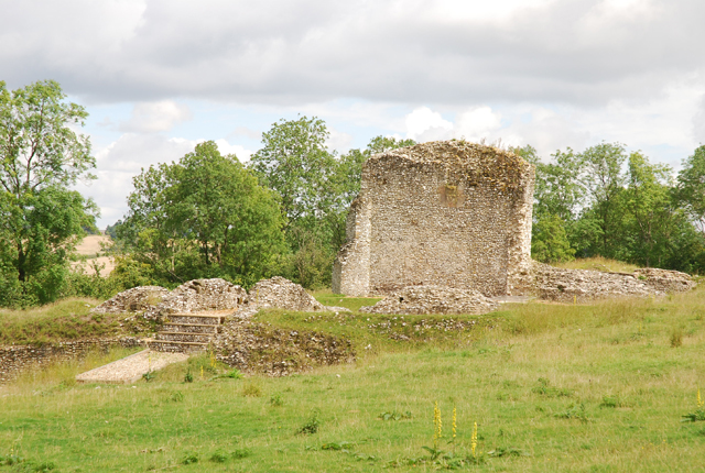 Clarendon Palace (remains of) - 1