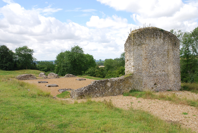 Clarendon Palace (remains of) - 2