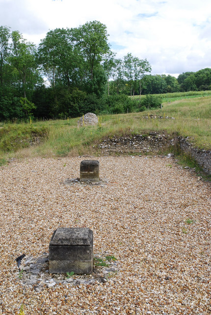Clarendon Palace (remains of) - 3