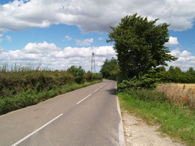 B6376 towards Braithwell.