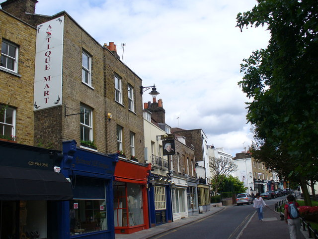 Lower Richmond Hill