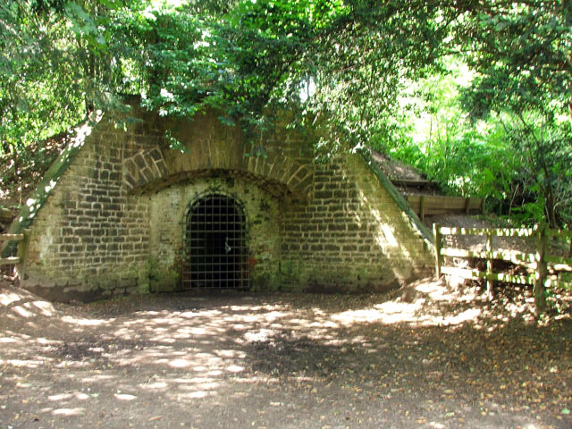 Rufford Abbey Ice House