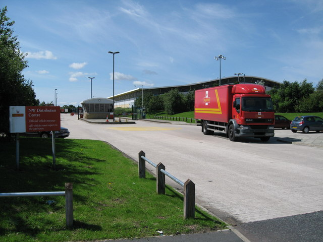 Royal Mail Depot