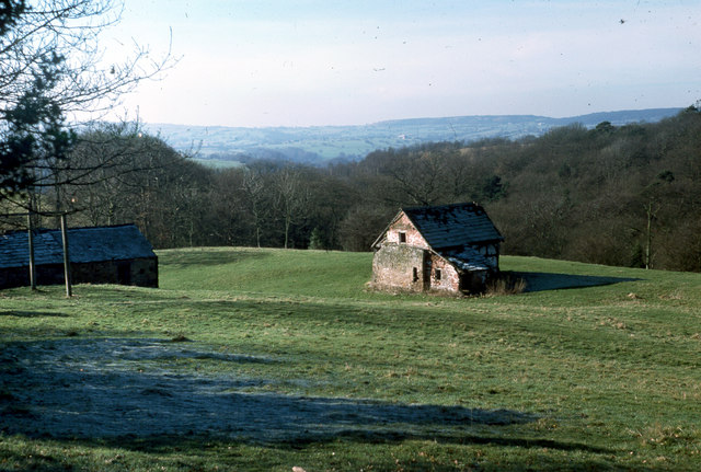 Dumkins Farm Taken Winter 1978