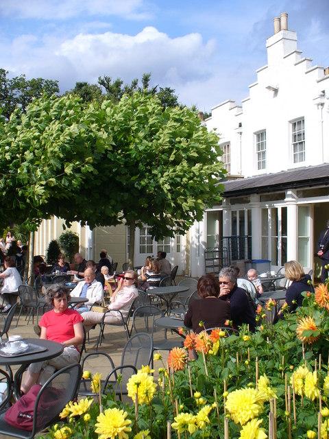 Pembroke Lodge Tea Garden