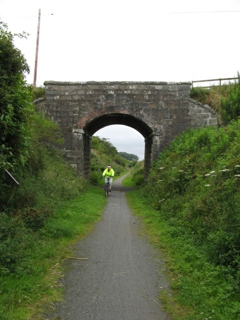 Cycling the Formartine and Buchan Way