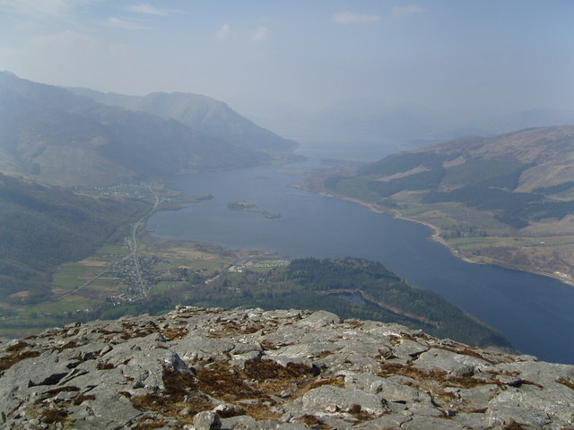 Summit of the Pap of Glencoe