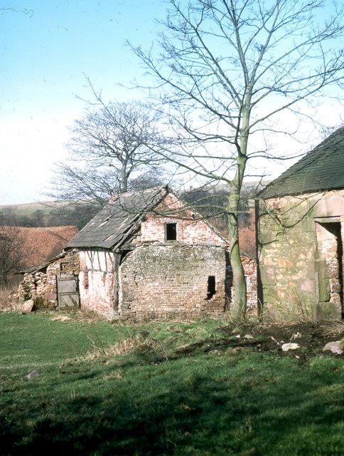 Dumkins Farm Taken Winter 1978