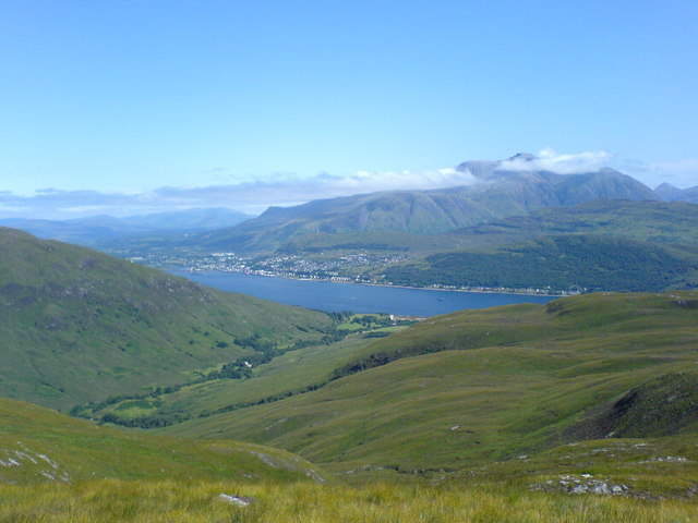 View of Fort William