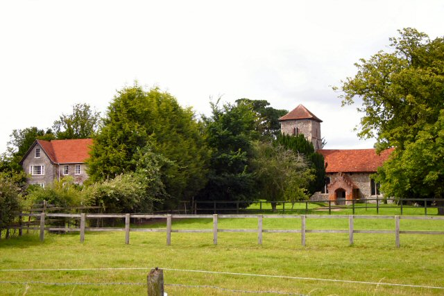 Sturmer Church and Hall
