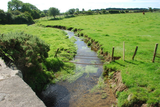 Isafon Afon Soch ym Motwnnog - Tributary of Afon Soch in Botwnnog