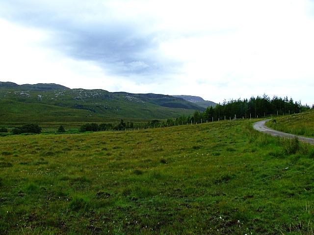 Hillside on the Hope Road