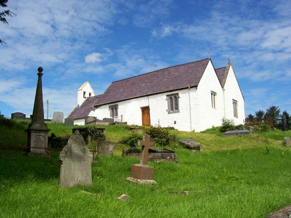 Church, Llansadwrn