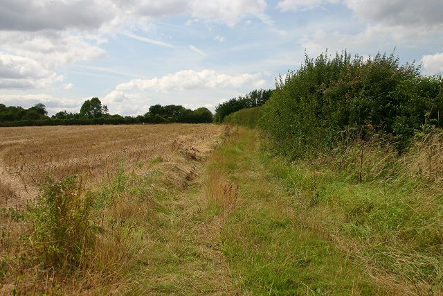 Bridleway to Birdbrook
