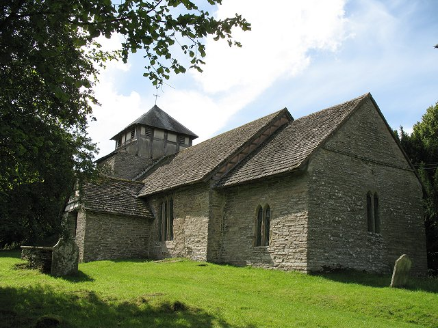 St. Michael and all Angels, Cascob