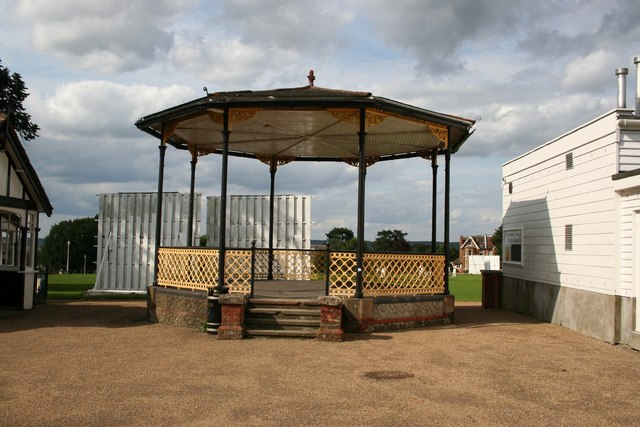 The Vine Bandstand