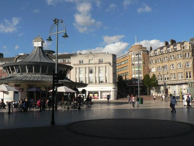 Bournemouth: The Square