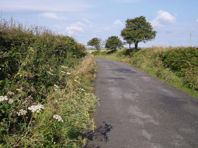 Lane to Alfardisworthy