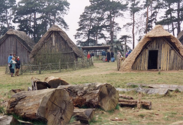 Anglo Saxon Village West Stow