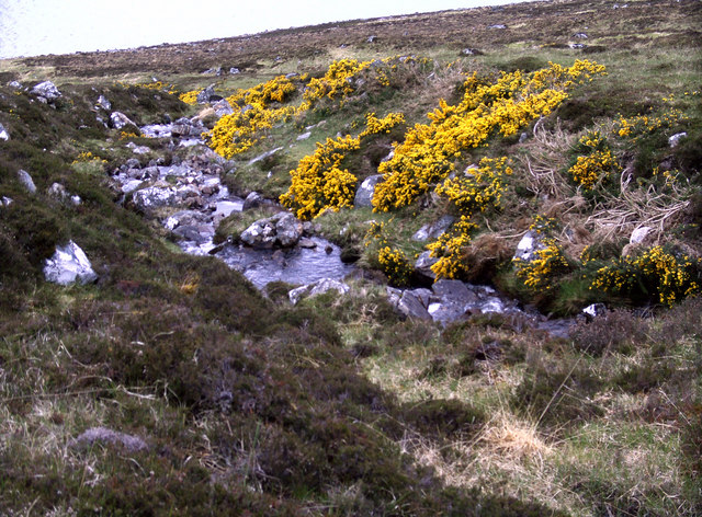 Waterfall of Allt Coire nan Laogh