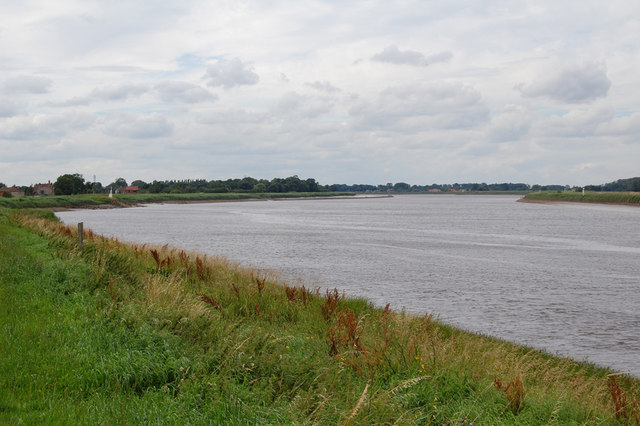 River Ouse from Reedness