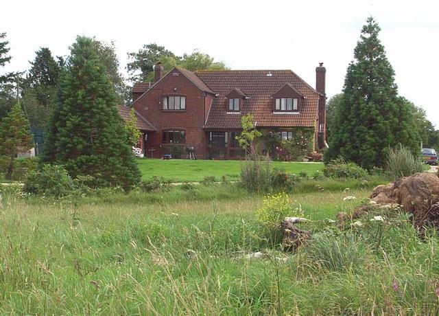 House at Parley Green