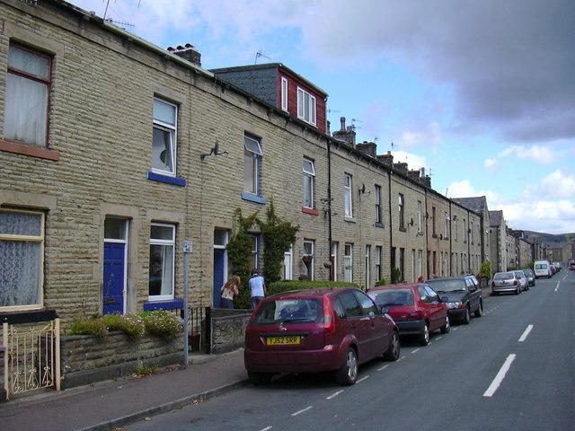 Cambridge Street.