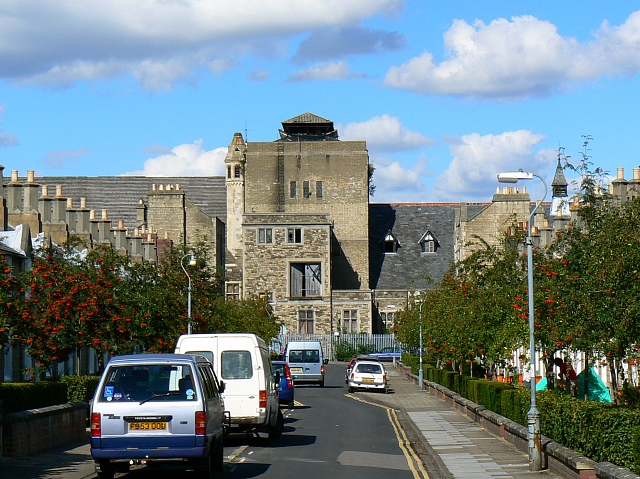 A view along Bathampton Street, Railway Village, Swindon