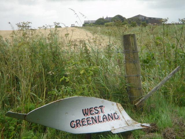 West Greenland Farm