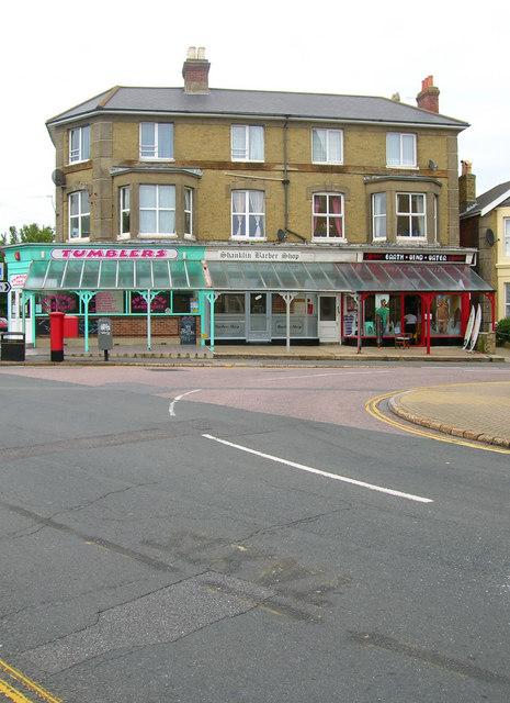 Parade of Shops, Atherley Road