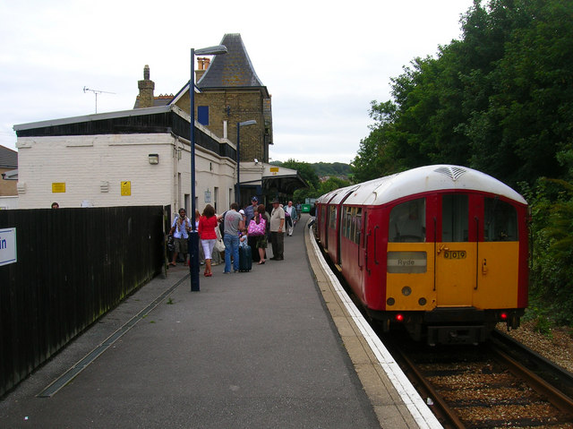 Shanklin Station