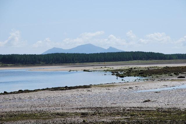 Malltraeth Sands & Afon Cefni