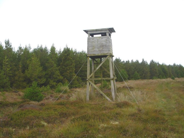 High Seat, Philips Mains Plantation