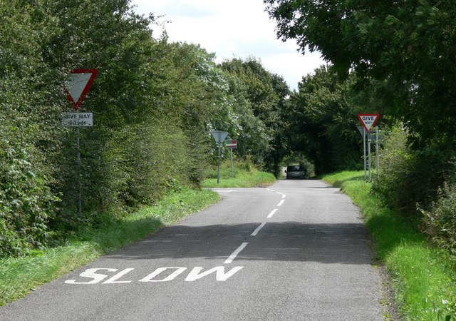 Hill Lane, Leicestershire