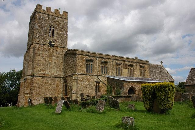 St Michael's Church, Whichford