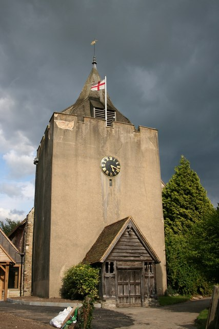 St.Bartholomew's tower