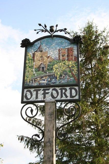 Otford Village sign